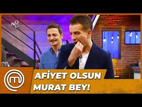 Murat Cemcir'i Doyuramadık! | MasterChef Türkiye 79.Bölüm