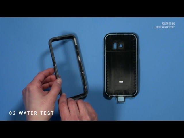 Belsimpel-productvideo voor de Lifeproof Fre Case Black Samsung Galaxy S7