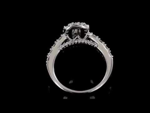 Browns Family Jewellers Diamond Cluster Ring