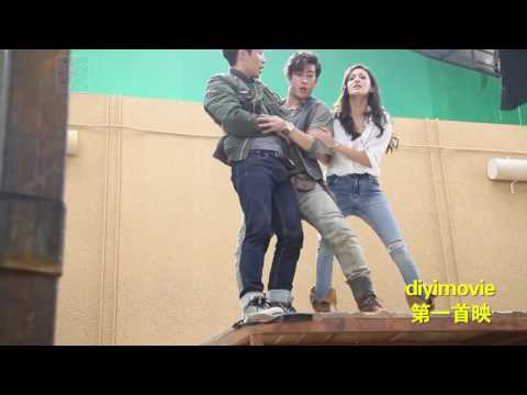 170212 EXO Lay Zhang Yixing 张艺兴 @ 《功夫瑜伽》 Kungfu Yoga diyimovie bts