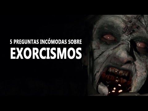 5 Preguntas Incómodas sobre exorcismos