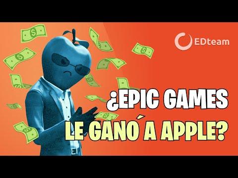 ¿Quién fue el verdadero ganador en el juicio Epic Games contra Apple?