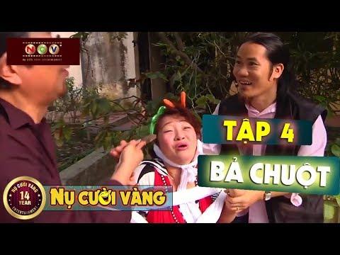 Hài Vượng Râu Mới Nhất - Bả Chuột | Tập 4 - Phim Hài Vượng Râu, Trà My, Tạ Am