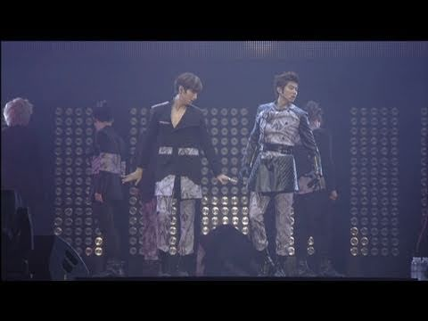 [SMTOWN LIVE WORLD TOUR in PARIS]  TVXQ!_Before U Go_
