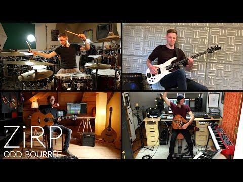 ZiRP - ZiRP (Hurdy Gurdy Fusion Folk) - Odd Bourrée