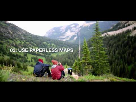 Subaru Offers Americans Tips on How to Keep National Parks Clean Leading into Labor Day Weekend