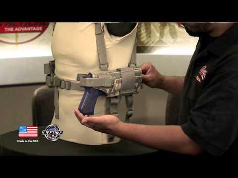 BDS Tactical Universal Horizontal Shoulder Holster