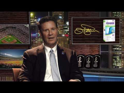Jim Palmer Stays Active with Cosamin ASU