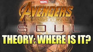 Where is the Soul Stone? (Avengers: Infinity War Theory)