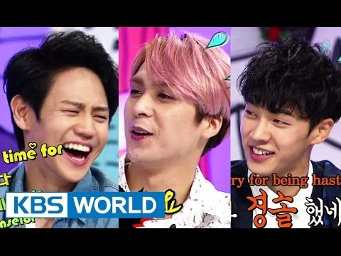 Hello Counselor - Gikwang, Yoseop, Junhyung,Dongwoon of BEAST! (2014.06.30)