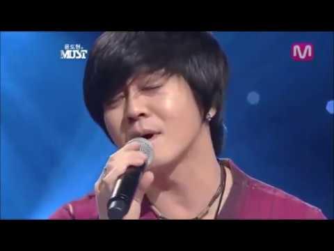 YB 윤도현 1994-2016 라이브 목소리 변천사