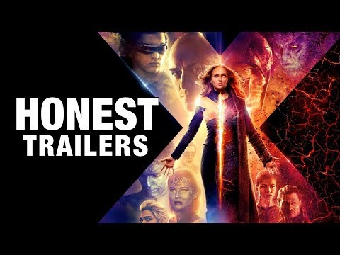 Honest Trailers | X-Men: Dark Phoenix