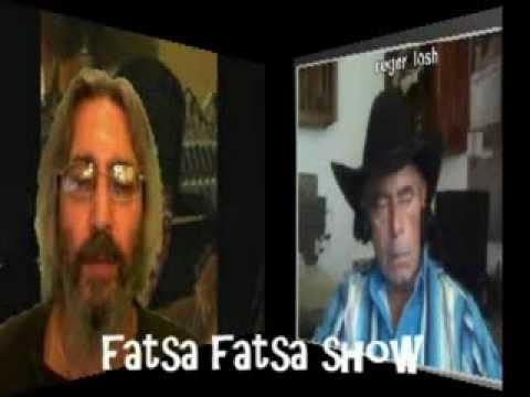 Roger Losh Interview by Kim Nicolaou On Fatsa Fatsa Tv Show (P4)
