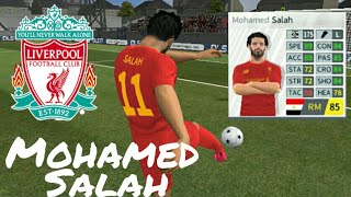 Roberto Firmino/Liverpool' Skills and goals Dream League Soccer 2018
