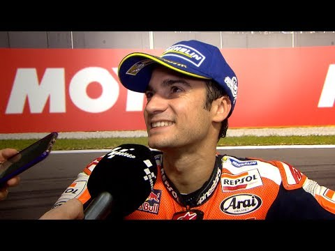 "Pedrosa: ""Marquez's save was amazing!"""