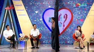 Cặp đôi Bạn Muốn Hẹn Hò 'đối đáp' ăn-miếng-trả-miếng liên tục làm Quyền Linh - Cát Tường 'đứng hình'
