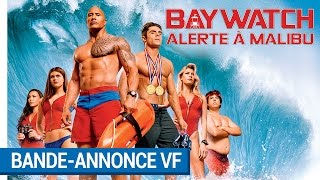 Baywatch :  bande-annonce VF