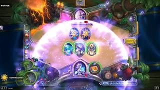 Геймплей игры HearthStone: Heroes of Warcraft (Full HD)