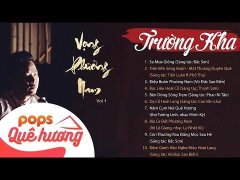 Album Gợi Nhớ Quê Hương | Vọng Phương Nam | Trường Kha