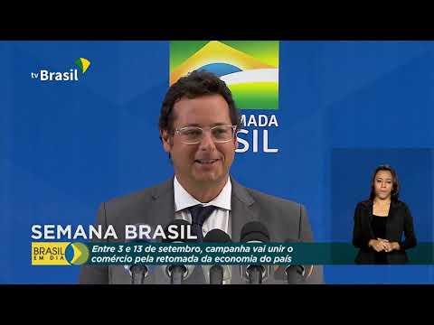 05/08/2020 - Semana Brasil movimenta comércio com descontos em todo país