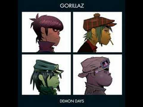 Gorillaz-O Green World