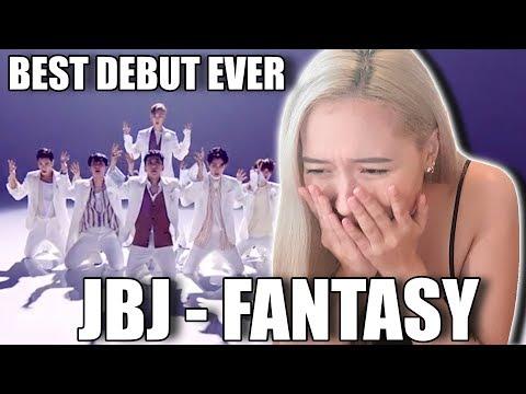 JBJ 'FANTASY' MV REACTION