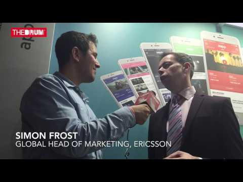 'Now we're into the internet era of TV': Ericsson's Global Head of Marketing at IBC