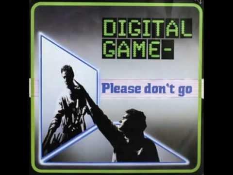 DIGITAL GAME(Please don't go) & MALTESE(Mama) -  Mini mix -