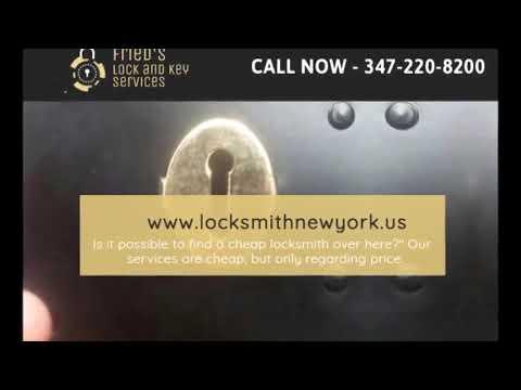 Locksmith Brooklyn NY | Call Now : 347-343-7570