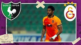 Denizlispor vs Galatasaray | SÜPERLIG HIGHLIGHTS | 5/11/2021 | beIN SPORTS USA