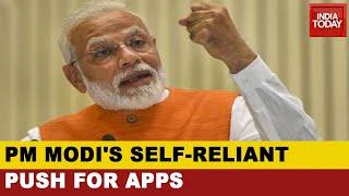 Prime Minister Narendra Modi's App Innovation Challenge..