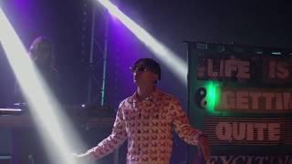 Jimothy Lacoste- Drugs Live @Badadoum -Pitchfork Avant Garde- Tuesday October 30, 2018