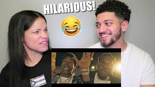 """MOM REACTS TO LIL BABY FT. GUNNA! """"DRIP TOO HARD"""" *FUNNY REACTION!*"""