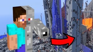 Could an A.I. Escape Minecraft's 2b2t?