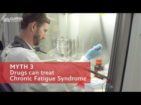 Chronic Fatigue Syndrome - Myth 3