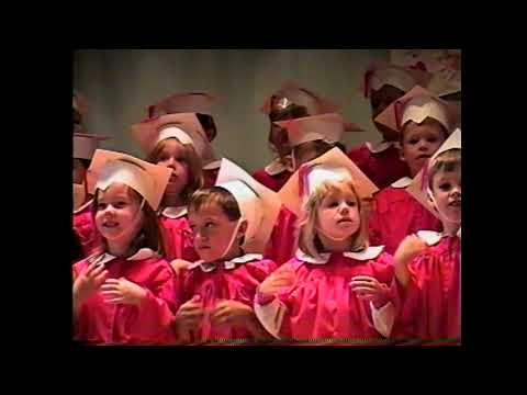 NAC K Graduation 6-18-99