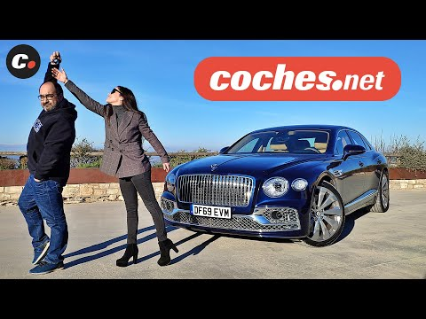 Bentley Flying Spur 2020 | Prueba / Test / Review en español | coches.net