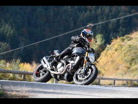 Ducati Monster 1200 S 2017 | Presentación / Primera Prueba / Test / Review en español | motos.net