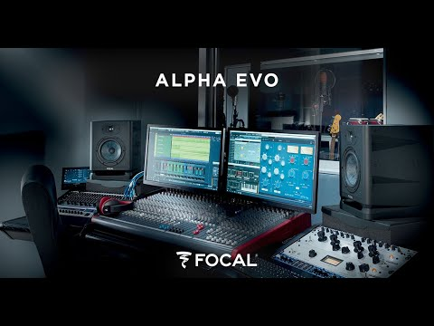 Alpha Evo, the new line of professional loudspeakers!