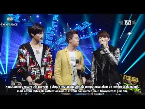 [VOSTFR/HD] 120412 - Kai & Suho (EXO-K) MC Cuts @ M!Countdown