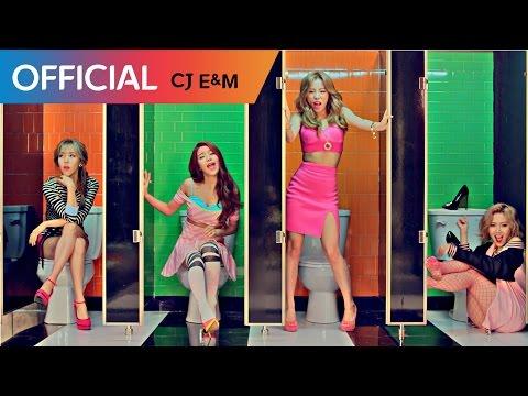 마마무 (MAMAMOO) - 음오아예 (Um Oh Ah Yeh) MV