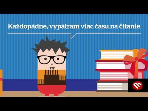 Daruj knihu a vypátraj k nej viac času na čítanie