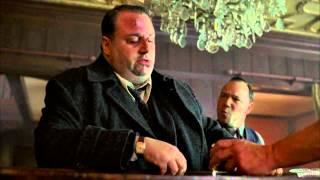 Boardwalk Empire - Al Capone lays a beating
