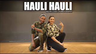 Rakul Preet dance with Melvin Louis for Hauli Hauli song..