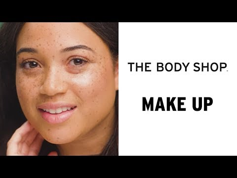 Natural, Summer Glow Make-Up Look – The Body Shop