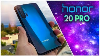 Honor 20 pro Official first look, Specification & launch date in India