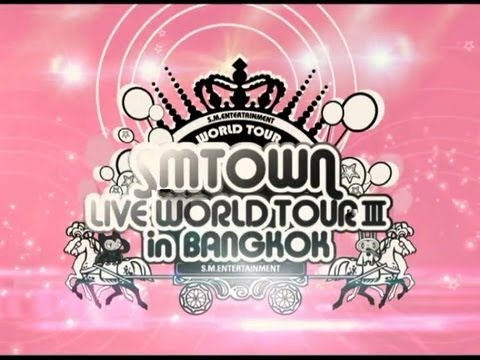 SMTOWN LIVE WORLD TOUR III in BANGKOK_Promotional Spot