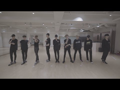 NCT 127 'Chain' Dance Practice