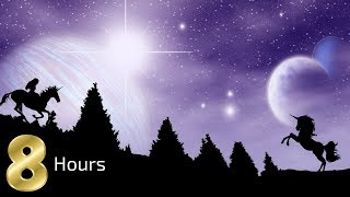 Sleep Meditation for Kids | 8 HOURS UNICORN SLEEPOVER | Bedtime Meditation for Children