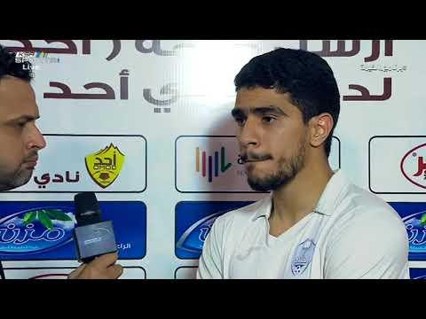 تصريح عبدالعزيز المفرج بعد خسارة الطائي من أحد بخماسية في ذهاب الملحق #برنامج_الخيمة
